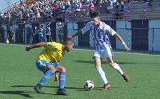 Miguel da la victoria al Real Valladolid B en un partido de altas revoluciones