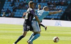 Keko se cae de la convocatoria del Real Valladolid para recibir al Levante