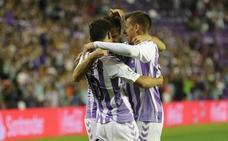 El Real Valladolid logra en casa su primera victoria de la temporada