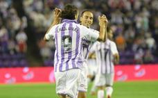 Así ha sido el golazo de Nacho que ha dado la victoria al Real Valladolid