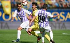 Consulta todas las fotos de la victoria del Pucela sobre el Villarreal