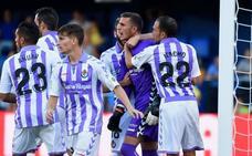 Los mejores vídeos del Villarreal-Real Valladolid