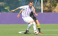 El Valladolid B saca un valioso punto del Cerro del Espino (0-0)
