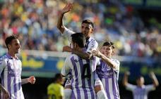Masip da tres puntos al Real Valladolid y evita una nueva polémica con el VAR (0-1)