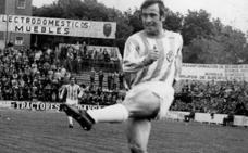 La primera visita del Villarreal al viejo Zorrilla fue en 1972