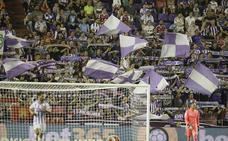 El Pucela visitará el Santiago Bernabéu el próximo 3 de noviembre