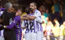 Borja Fernández, entre los 50 jugadores más longevos de la historia de Primera