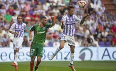 La zaga como signo de identidad del Real Valladolid