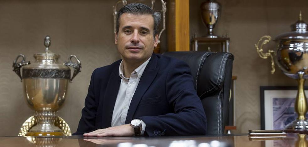 Las lesiones no arrugan a Miguel Ángel Gómez: «No tenemos una plantilla corta»