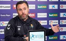 Sergio advierte a jugadores y aficionados de la dificultad del choque frente al Huesca