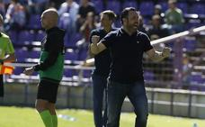 Solo Cantatore mejora a Sergio en su debut en Primera con el Real Valladolid