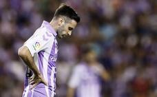 El Real Valladolid no podrá contar con Duje Cop para las próximas dos o tres semanas