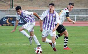La Cultural visita al Real Valladolid B en el Nuevo José Zorrilla