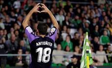 Todas las imágenes del Real Betis 0 - 1 Real Valladolid