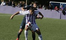 El Real Valladolid B resucita al Navalcarnero