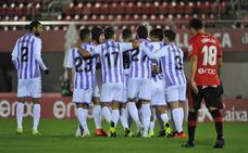 Los mejores vídeos del Mallorca-Real Valladolid