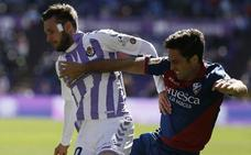 Duje Cop regresa a la convocatoria del Real Valladolid para el choque contra el Real Madrid