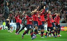 El Lille, segundo clasificado de la Ligue 1, rival del Trofeo Ciudad de Valladolid