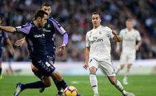Así han sido los goles del Real Madrid - Real Valladolid