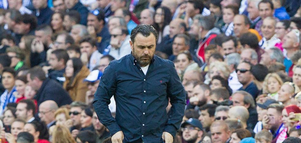 Sergio González: «Hoy la suerte nos ha dado la espalda»