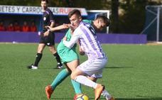 El Real Valladolid se desmarca del Aravaca con una clara victoria en los Anexos
