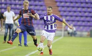 Cuadra Fernández pitará el Real Valladolid-Eibar, un duelo inédito en Primera División