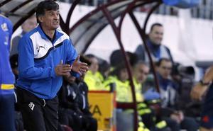 Mendilibar: «Valladolid es un lugar especial en el que hicimos cosas muy bonitas»