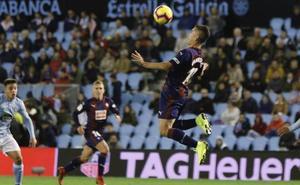 Los centros y los saques de esquina, armas del Eibar para batir al Real Valladolid
