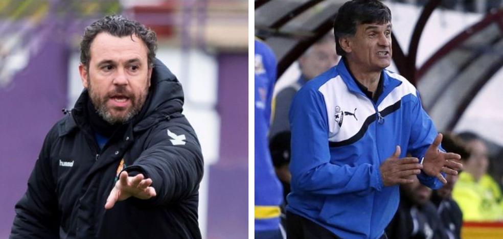 Sergio González y Mendilibar: dos capítulos de la historia del Real Valladolid frente a frente