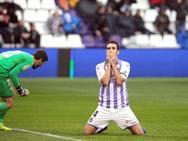 Las mejores imágenes del partido entre el Valladolid y el Eibar