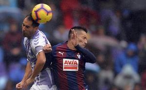 Todos los vídeos y las fotografías del partido entre el Valladolid y el Eibar