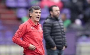 Mendilibar: «Viendo cómo estaba el Real Valladolid, damos por bueno el empate»