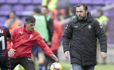 Sergio González: «Vamos a intentar que lo de hoy sea una excepción»