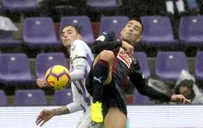 Un buen punto para el Real Valladolid