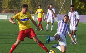 El Valladolid juvenil suma la tercera victoria consecutiva