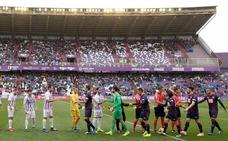 Cuadra Fernández aplicó una política de grifo cerrado en el Real Valladolid-Eibar