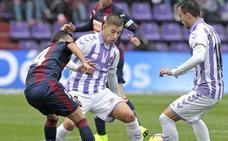 El Real Valladolid promete animar el mercado de fichajes de invierno