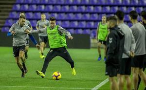 Partidillo de una hora para sustituir al Real Valladolid-Lille