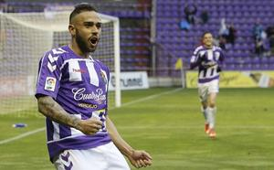 El Real Valladolid buscará gol en invierno, algo que no se le da bien