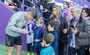 El Real Valladolid apurará todas las opciones para disputar su trofeo antes del 22 de diciembre