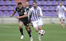 El Valladolid B coge confianza ante el filial del Celta (0-0)