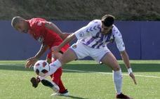 El trabajo le da al Real Valladolid B un punto de oro frente al Fuenlabrada
