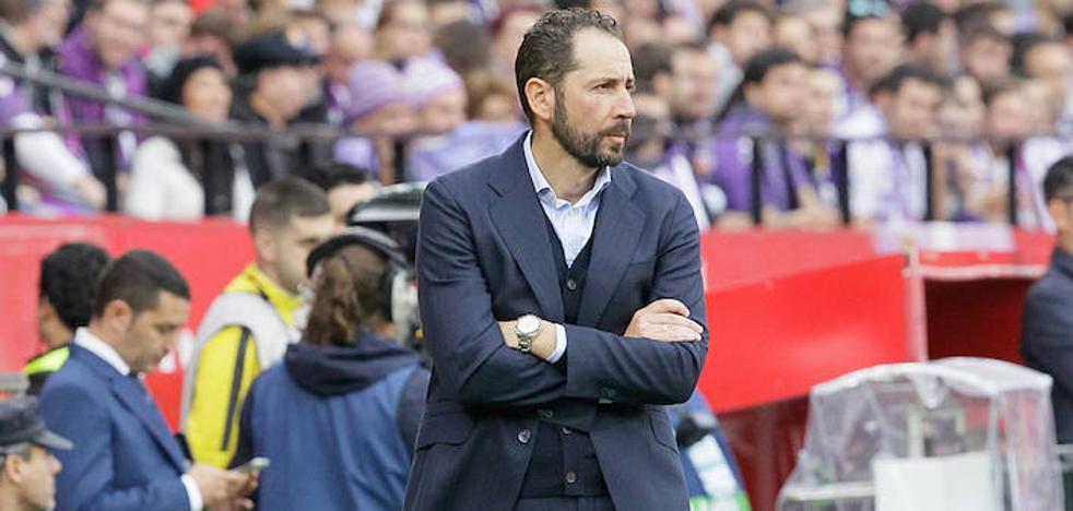 El entrenador del Sevilla tras vencer al Real Valladolid: «El primer puesto no es anecdótico, es meritorio»