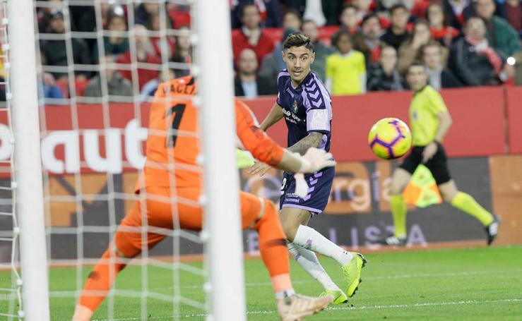 Sevilla 1-0 Real Valladolid