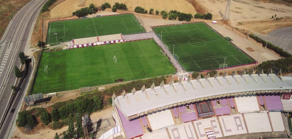 Ronaldo y el proyecto de Ciudad Deportiva del Real Valladolid