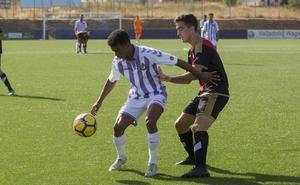 El Real Valladolid Juvenil no pasa del empate en Getafe