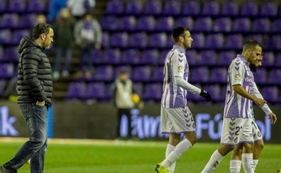 La derrota del Real Valladolid ante el Leganés, un bofetón de realidad