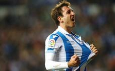 La temible delantera de la Real Sociedad recibirá enrabietada al Real Valladolid