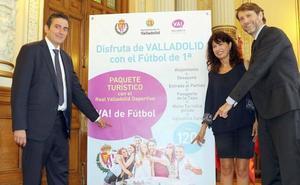 Pablo Parrilla: «La imagen de Ronaldo está ya vinculada a Valladolid como la del Conde Ansúrez o Zorrilla»