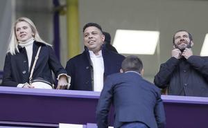 Ronaldo, el 'vallisoletano' más universal y cercano